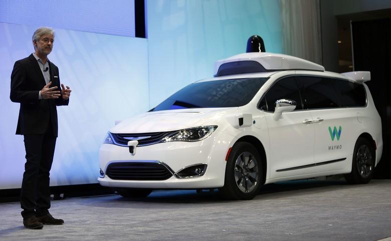 Mobil Tanpa Sopir Sebentar Lagi Beroperasi di Negara Ini