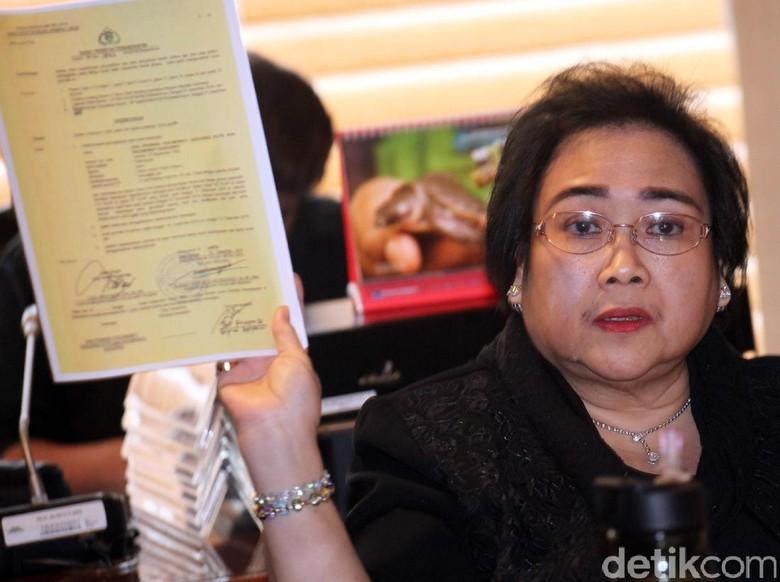 Soal Deposito Rp 300 Juta, Rachmawati: Itu Uang Pribadi Saya
