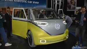 I.D. Buzz, MPV Masa Depan VW