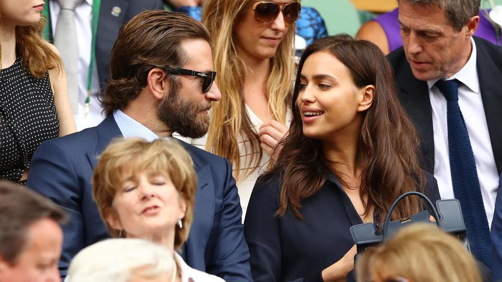 Terungkap, Nama Anak Pertama Bradley Cooper dan Irina Shayk