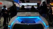Mobil Pintar Rentan Diretas, Bosch Kerahkan Pengamanan Berlapis