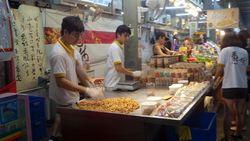 Jajan di Pasar Malam Taiwan yang Paling Hits