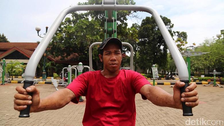 Sehat dan Ceria dengan Fitness Outdoor di GOR Sunter