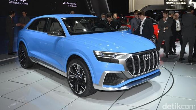 Audi Q8, Bentuk Terbaik dari Audi