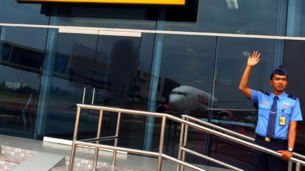 Bandara Depati Amir Babel Resmi Beroperasi