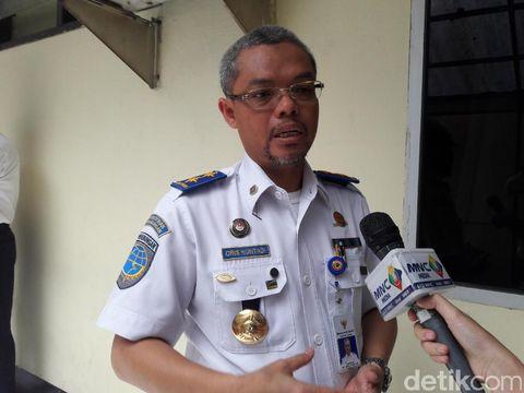 Inspektur Jenderal (Irjen) Kementerian Perhubungan Cris Kuntadi