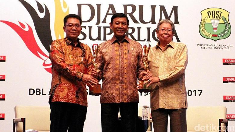 Superliga Badminton Masih Tunggu Kepastian Suryanaga dan APACS