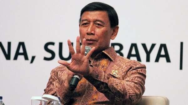 Jokowi Minta TNI Tak Berpolitik Praktis, Wiranto: Bukan Sindiran