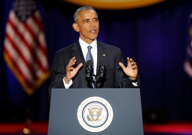 Daftar Buku Bacaan Barack Obama Sepanjang 2017