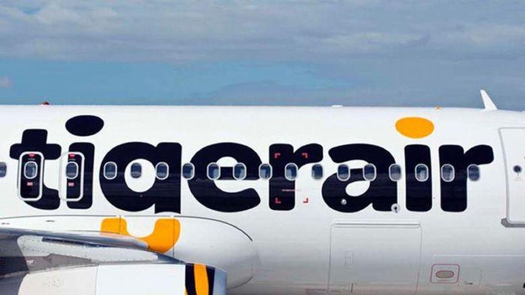 Kemenhub Keluarkan Izin Terbang Sementara pada Tigerair
