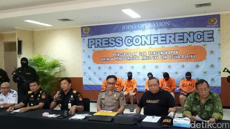 Penumpang Bawa Sabu 441 Gram Diamankan di Bandara Soekarno-Hatta