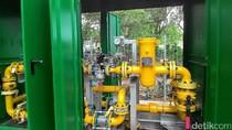 Rapat Bersama DPR, PGN dan Pertagas Paparkan Infrastruktur Gas
