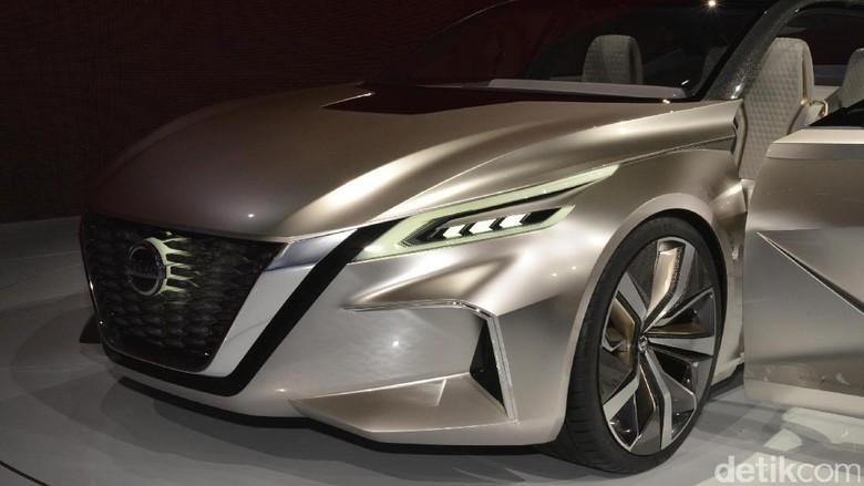 Nissan Siapkan SUV Listrik