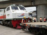 Ekspor Barang dari Bandung Bisa Pakai Kereta