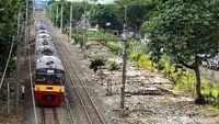Nasib Rel Kereta Mati Peninggalan Belanda: Jadi Pemukiman Warga