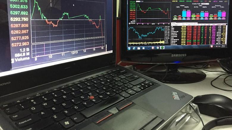 OSO Securities: IHSG Bisa Menguat Terbatas