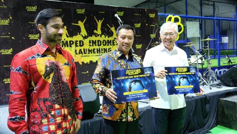 Memperkenalkan Trampolin sebagai Olahraga Baru di Indonesia
