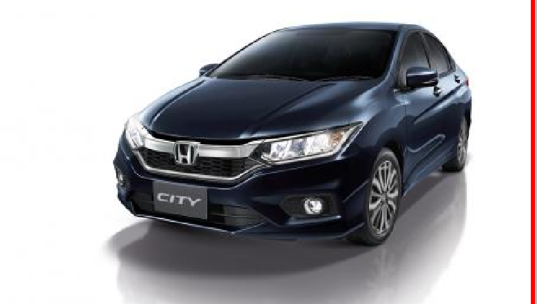 Honda City Anyar Laku Keras di India