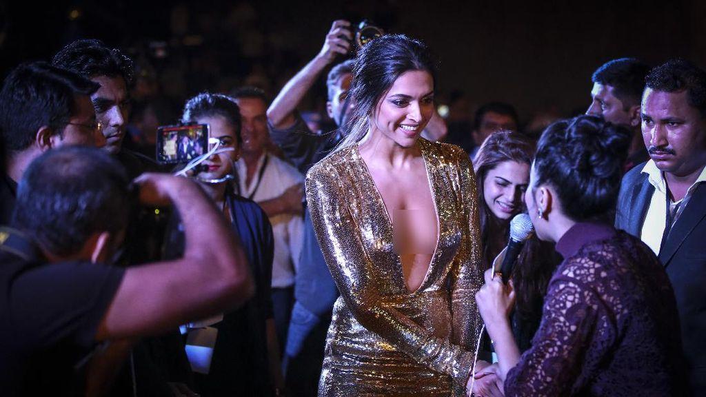 Aktris Bollywood Diancam Dipenggal, Rumahnya Dijaga Ketat Polisi