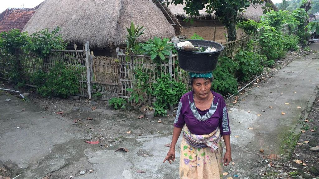 Kisah Pilu Desa Adat di Lombok yang Mati Suri