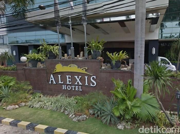 Hotel Alexis (Foto: detiknews)