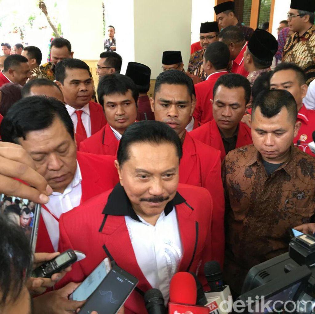 PKPI: KPU Langgar Prosedur Pendaftaran Parpol Peserta Pemilu