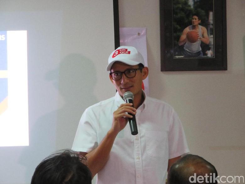 Program OK OCE, Anies-Sandi akan Urus Sertifikasi BPOM-MUI