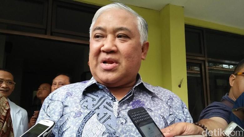 Din Minta Pemerintah Utamakan Dialog soal PNS yang Jadi Anggota HTI