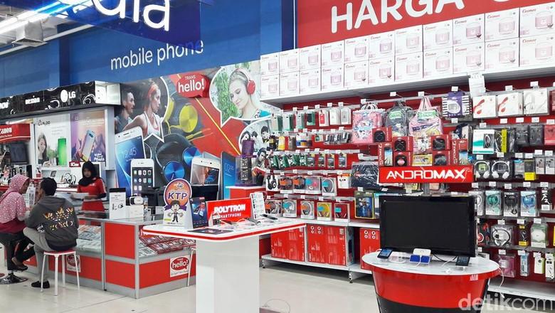 Ada Diskon Pulsa Indosat Ooredoo di Transmart Carrefour