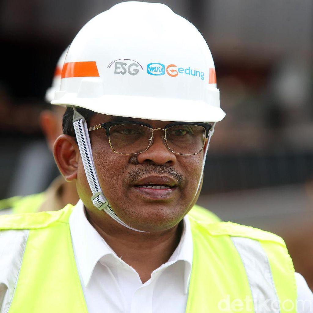 Dulu Tolak Kolam DPRD DKI, Sumarsono: Anggarannya Mengada-ada