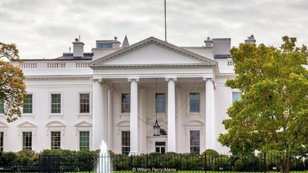 Pemerintahan AS Tutup, Ribuan Karyawan Gedung Putih Cuti