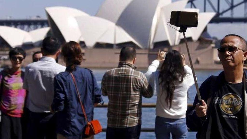 Turis China & Rekor Dunia yang Dipecahkannya