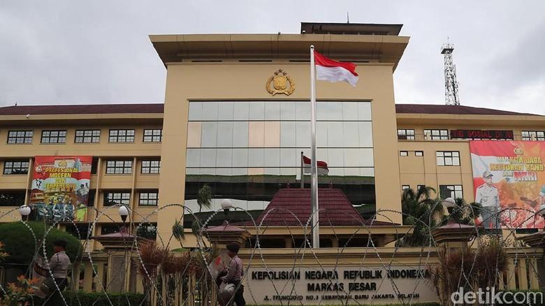 Polri Juga Rombak Posisi Kapolda Riau, Lampung Hingga Sulbar