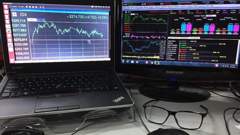 OSO Securities: IHSG Cenderung Melemah