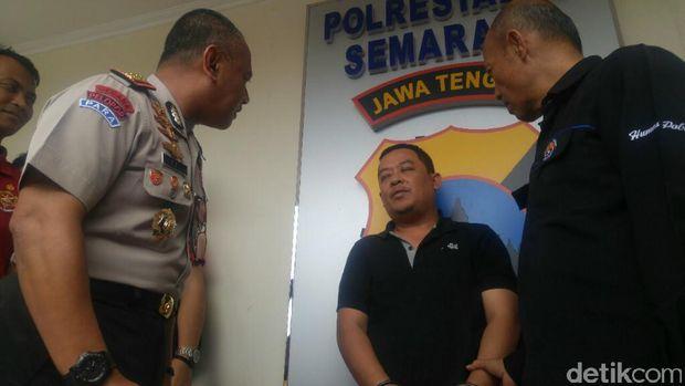 Polisi tangkap bos travel di Semarang