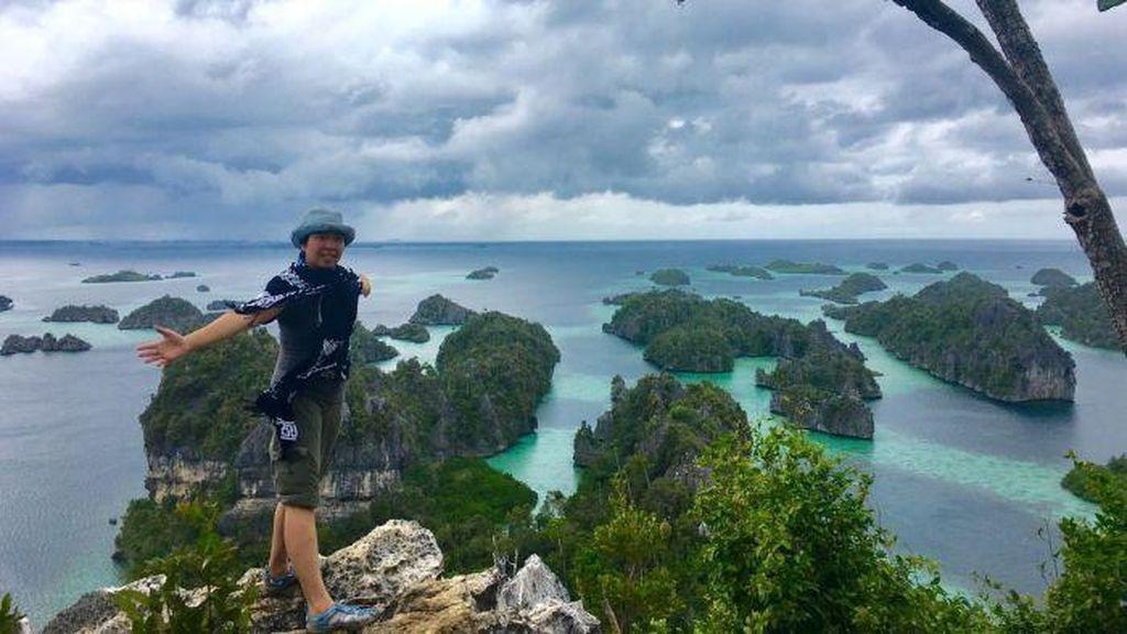 Pengalaman Turis Australia Mengunjungi Orang Utan dan Raja Ampat