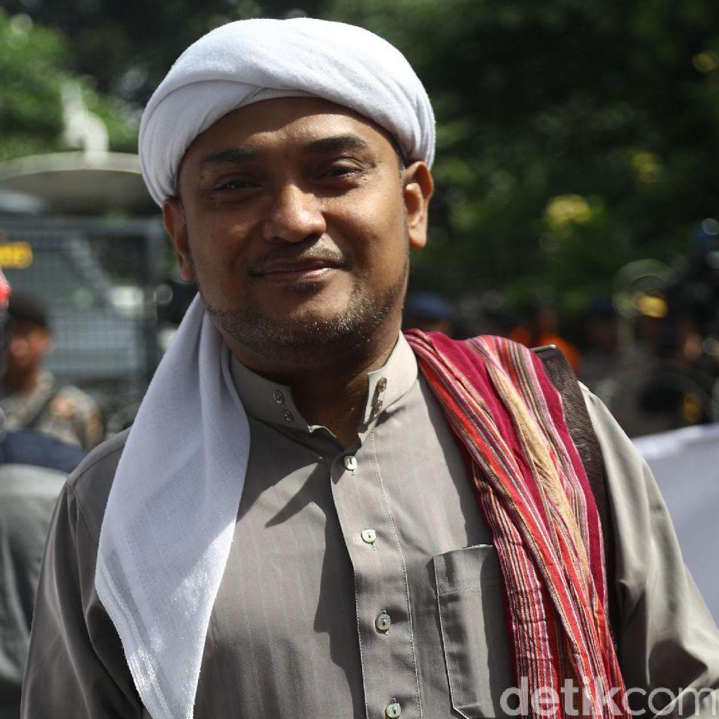 PA 212 Ungkap Isi Pertemuan Habib Rizieq-Politikus PDIP