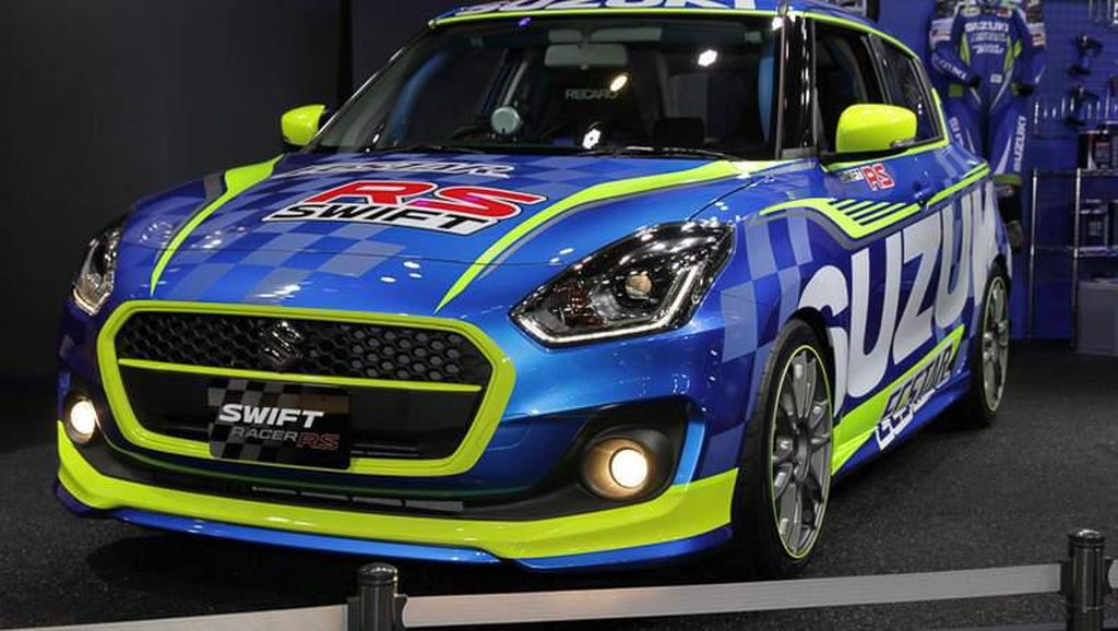 Suzuki Swift Livery MotoGP