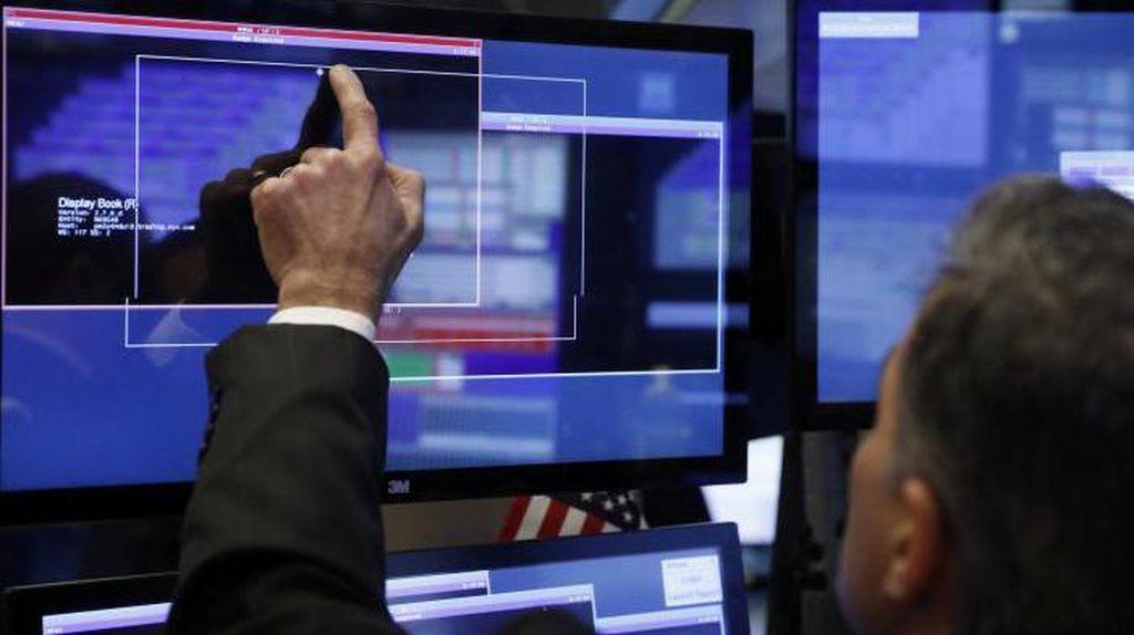 Wal-Mart Bikin Dow Jones Cetak Rekor