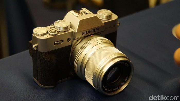 Fujifilm X-T20 Foto: yud/detikcom