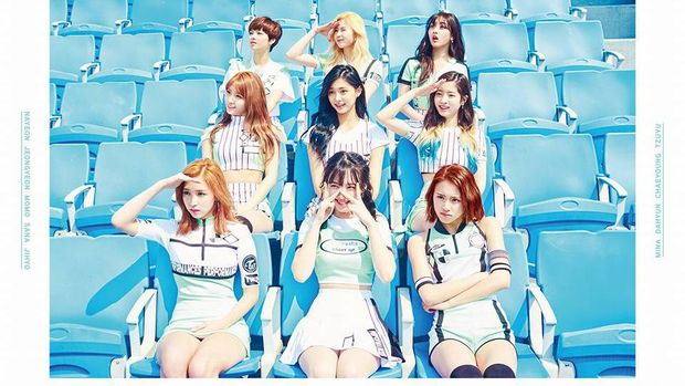 10 Koreografi K-Pop Paling HOT 2017