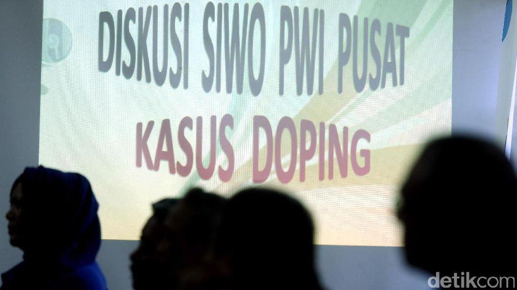 Diskusi Kasus Doping PON 2016