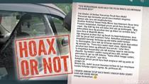 Isu Kaca Mobil Tak Ditutup Rapat Tak Pecah Bila Dilempar Busi
