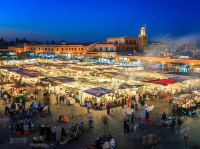 6 Pasar Malam Paling Terkenal di Dunia