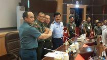 Hasil Rapim, TNI Siap Bantu Kemenkeu Tangani Pengemplang Pajak