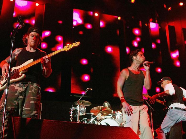 Pentolan Audioslave, Chris Cornell Meninggal Dunia