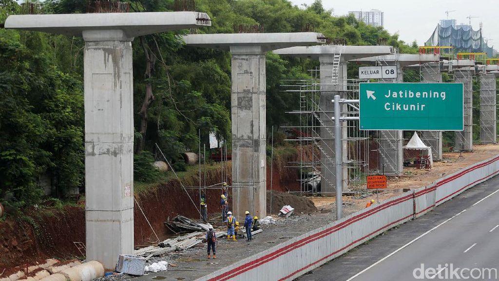 Akankah Proyek LRT Bernasib Sama dengan Monorel?