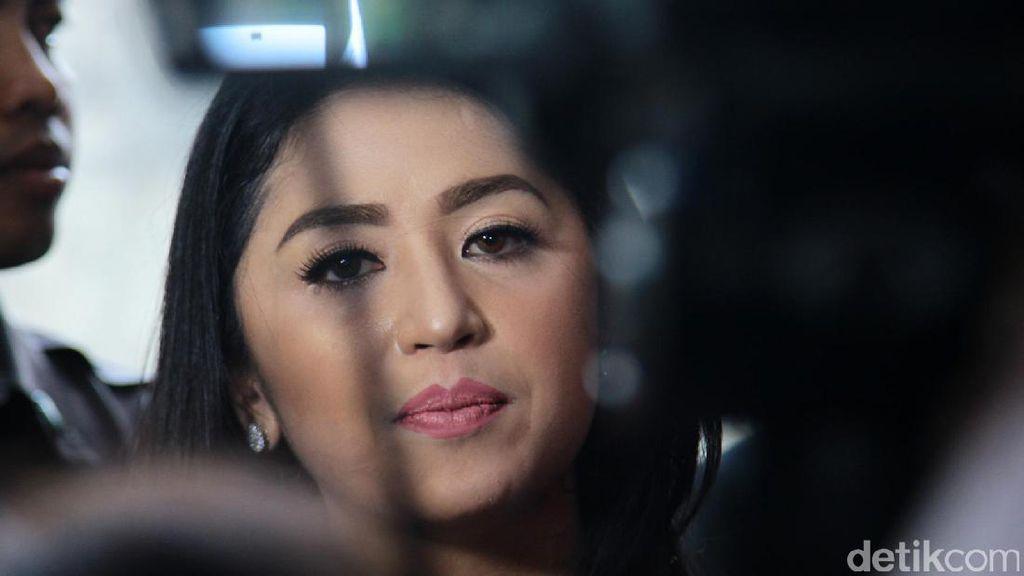 Dipolisikan Petugas TransJ, Dewi Persik akan Lapor Balik