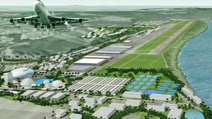 Bandara Kulonprogo (Foto: Dok. Angkasa Pura I)