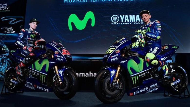Motor Baru Yamaha di MotoGP 2017